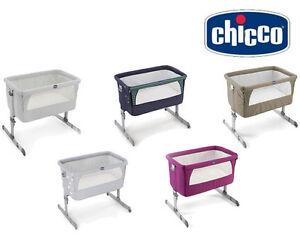 Chicco next 2 me bedside co sleep sleeping baby crib 2017 ebay - Cunas chicco ...