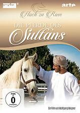 DVD Die Pferde des Sultans Hoch zu Ross   Arte DVD ein Film von Wolfgang Wegner