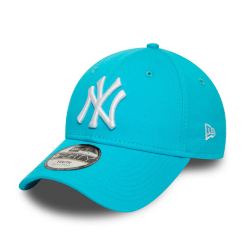 New York Yankees sky blau New Era 9Forty KIDS Cap