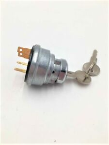 image is loading ignition-switch-at21880-with-2-keys-for-john-