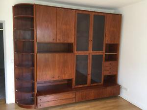 Wohnzimmer Schrankwand Gebraucht Ebay