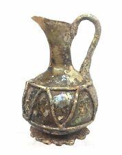 Ancient Roman Glass Jug  .
