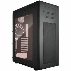 ATX-Full-Tower-PC-Gaming-Computer-Case-EATX-Support-Dual-PSU-360mm-AIO-Options