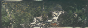 Japan-Panoramic-View-River-Landscape-Vintage-silver-print-Vue-panoramique