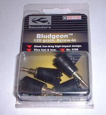 5736 Saunders Bludgeon 100 Grain Small Game Screw-In 4 Pk