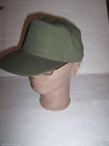 USGI Military Surplus OD Green Hot Weather Fishing Base Ball Cap Hat Size 7  1  aa77a8bb663