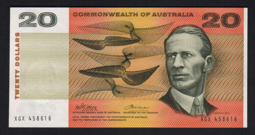 Australia R404. 1972 20 Dollars PhillipsWheeler.. C of A.. gEF