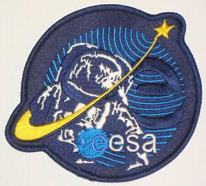 Aufnaeher-Patch-Raumfahrt-esa-Europaeische-Weltraumorganisation-A3484