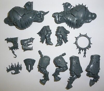 G1072 Khorne Bloodbound Mighty Skullcrushers Horn