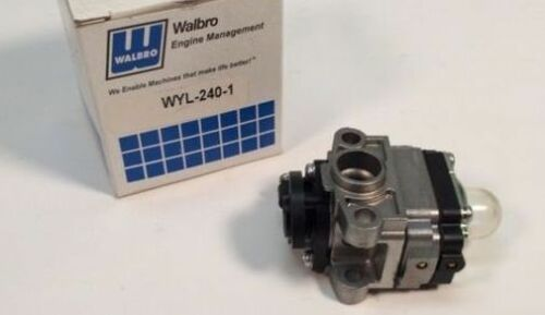 Walboro Carburetor WYL-240-1 Replaces MTD 753-04745 753-04296