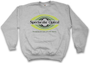 Insignia Logo Pullover Sudadera Company Espectacular Sign ᄄᆴptica Videodrome FpfZgwzq
