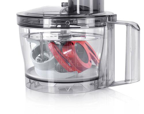 BOSCH MCM3100W Food Processor MultiTalent3  800W 2 Speeds 2.3L 220 Volts only