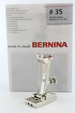Original BERNINA - Nahtverdeckt-Reißverschluss-Fuß Nr. 35 für ältere Modelle