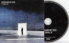 HERBERT GRONEMEYER- I Walk CD (Promo 2012) ANTHONY HEGARTY Will Ever Learn Duet