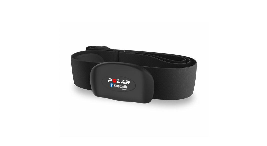Polar H7 - schwarz - M-XXL - Herzfrequenz Sensor / Herzfrequenzmesser - Neu Fach