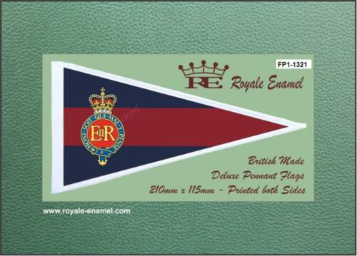 Royale Military Pennant Flag FP1.1321 THE HOUSEHOLD CAVALRY