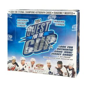 2003-04-Pacific-Quest-for-the-Cup-Hockey-Hobby-Box