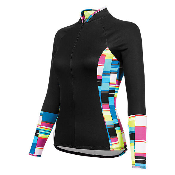 BELLISSIMA BAJA LONG SLEEVE CYCLING JERSEY BY SHEBEEST