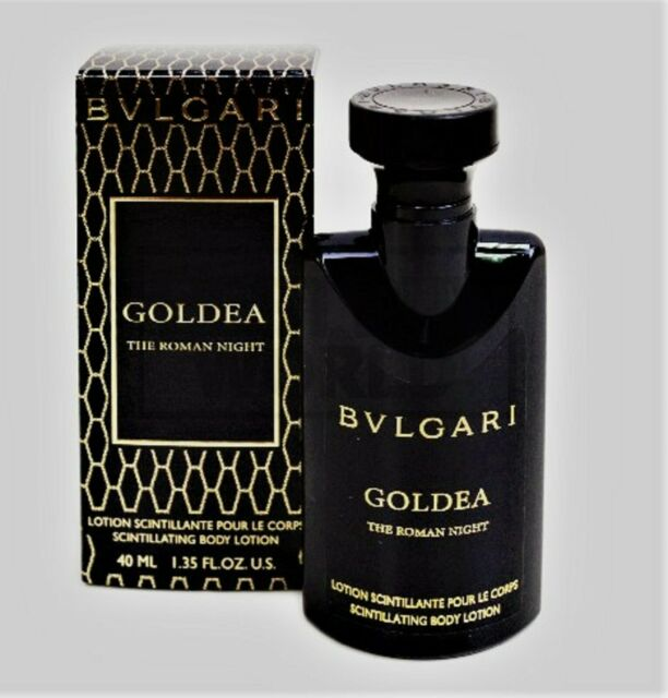 Bvlgari Goldea The Roman Night schimmernde Body Lotion 40 Ml
