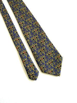 Past Times Cravatta Uomo Pura Seta Pure Silk Originale Una Grande Varietà Di Modelli