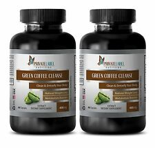 Green coffee wieght loss - GREEN COFFEE CLEANSE - weight loss aid 2 Bottles