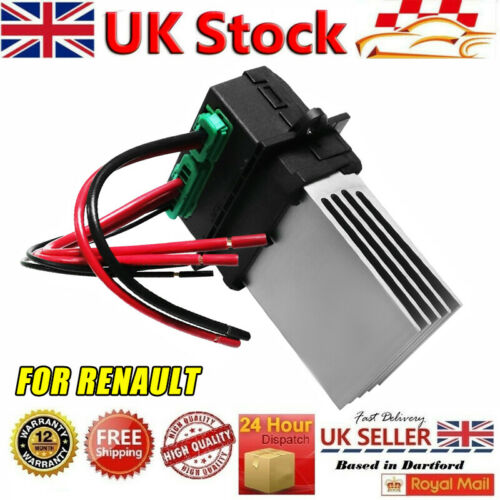 Wiring Loom Fits Citroen Nissan Peugeot Renault UK Heater Blower Fan Resistor