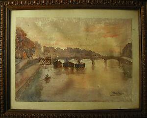 Nantes-le-Pont-of-the-Beautiful-cross-Transbordeur-Transporter-Bridge-to-1920