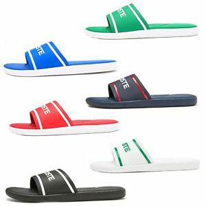 c68c4eabbf1dd7 Lacoste L.30 Slide Sandals 118   218 CAM in Wide Range of Colours ...