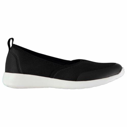 Chaussures femme tissu Zeta Slip On Chaussures De Sport Stretch Neuf