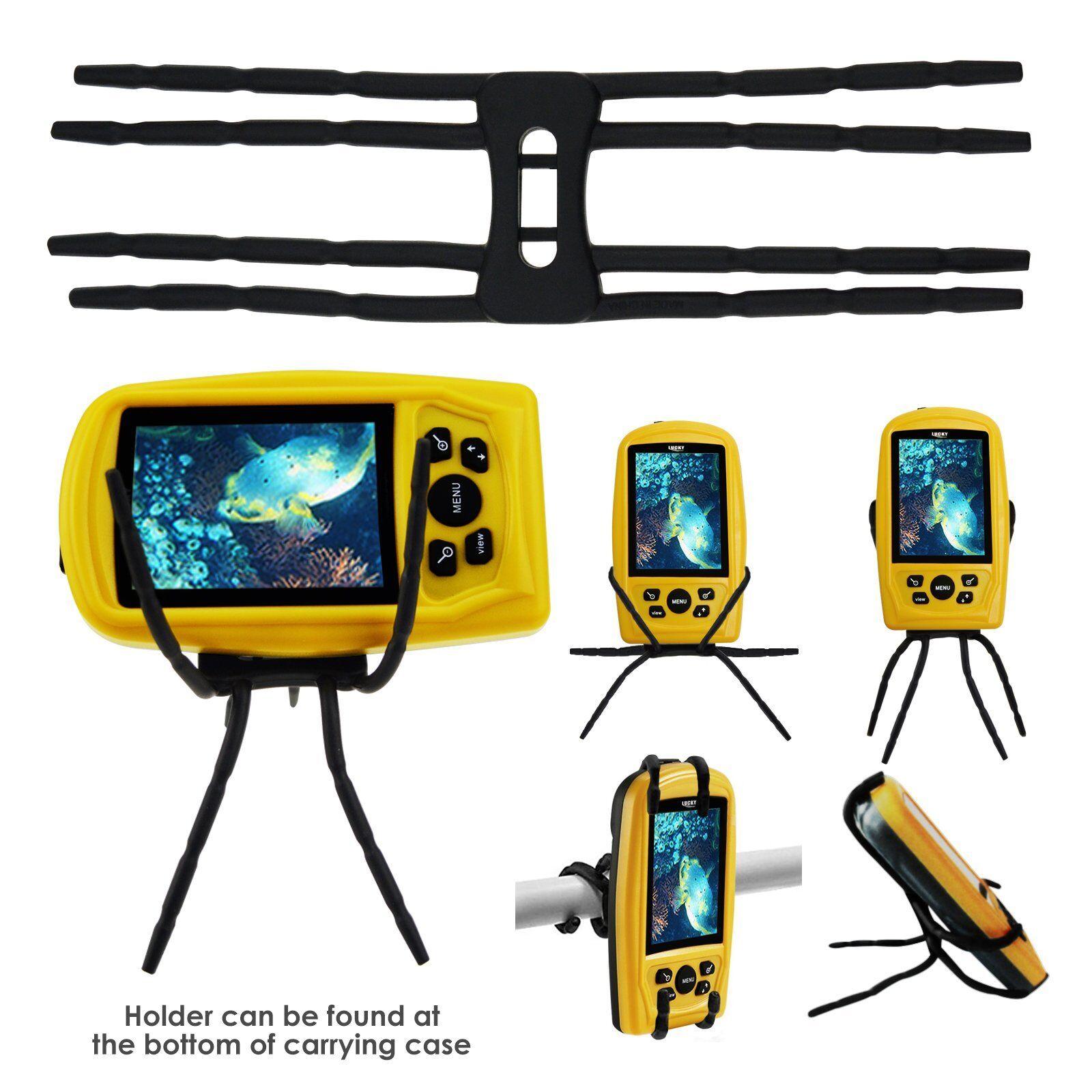 Unterwasser Angeln & & & Inspektion Kamera Video Farbe Anzeige Monitor w/ 20m Kabel dc748b