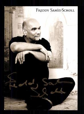 Freddy Sahin Scholl Autogrammkarte Original Signiert ## Bc 127608 Bequemes GefüHl Autogramme & Autographen Sammeln & Seltenes