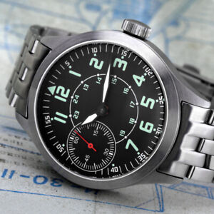 PILOT-Molnija-3602-AVIA-CLASSIC-russische-mechanische-Uhr-Fliegeruhr-Handaufzug