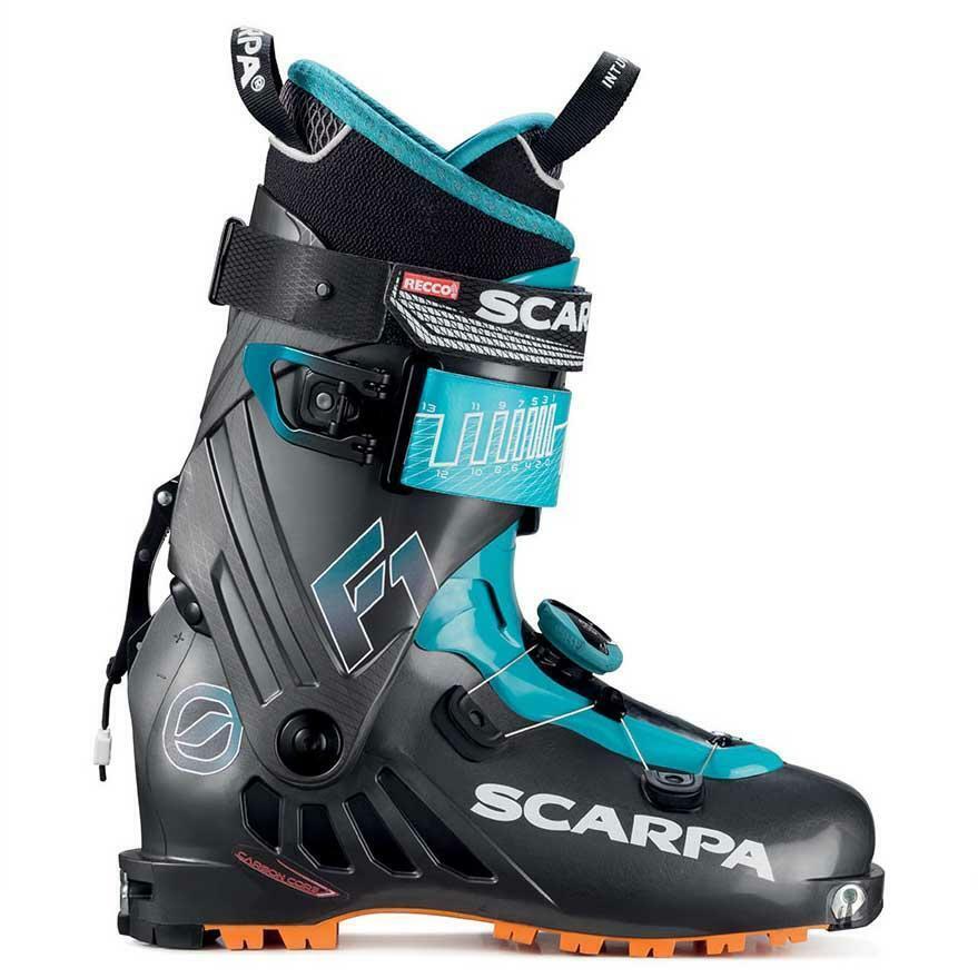 botas, esquí, alpinismo, velocidad de viaje, bufanda F 1 F1, nuevo 2018