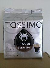 TASSIMO King of Joe Espresso 16-Count T Disc X-Bold Roast  * 4.45 Ounces