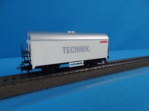 "Marklin 4415.563 DB Reefer Car ""TECHNIK."""