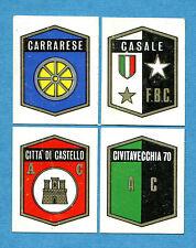 CALCIATORI PANINI 1972-73-Figurina-Sticker n. 547 -CARRARESE-CASALE-CITTA...-Rec