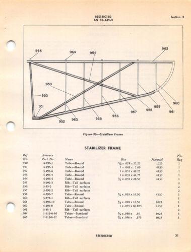 CD 1943 L-3 Series Structural Repair Inst's World War II ...