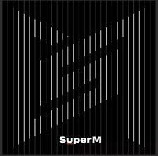 Superm The 1st Mini Album United Ver. Audio CD 2019 Factory