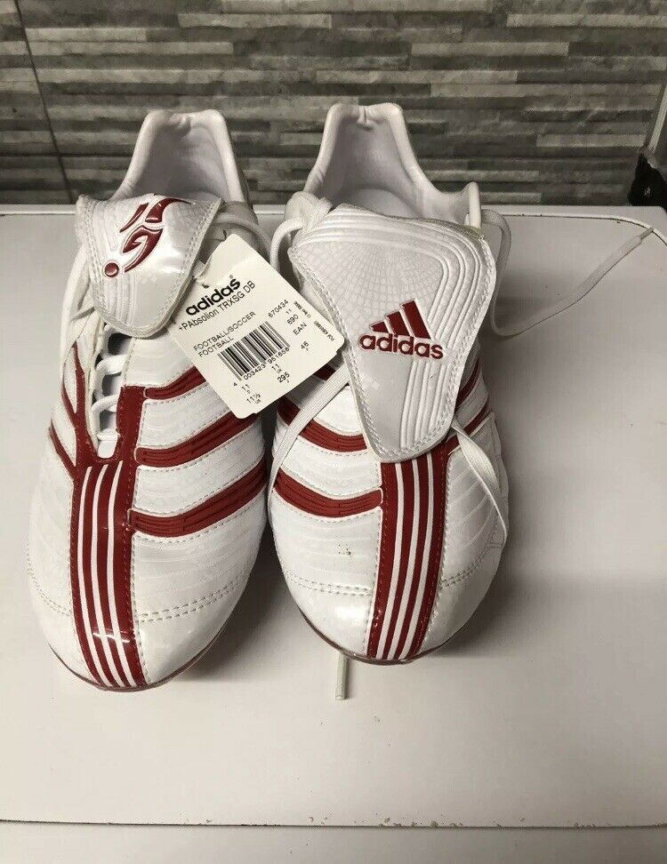 Adidas Projoator Projoator Projoator Absolion DB Swerve Fútbol botas a estrenar con las etiquetas fa9274