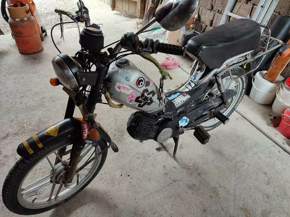 Puch Puch x50 - 3 M, 1988, 00000 km