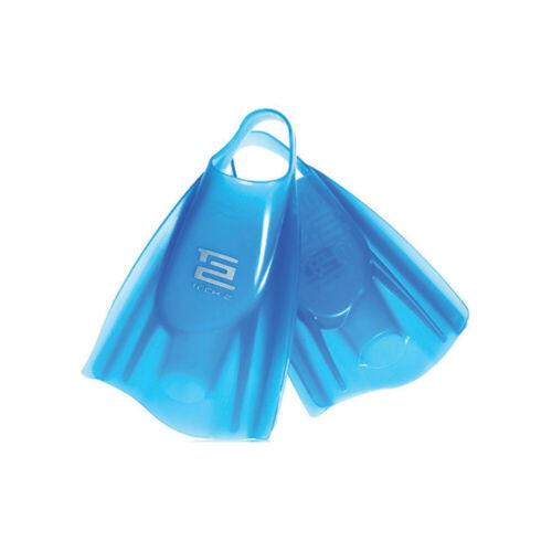 Hydro Tech 2 Bodyboard Fins Ice Blue Medium//Large