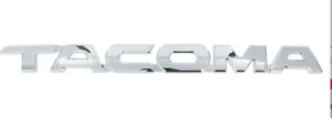 TOYOTA OEM 05-15 Tacoma Front Door-Emblem Badge Nameplate 7542704010
