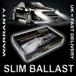 Kit-conversion-Xenon-HID-SLIM-H1-6000k-AMPOULES-de-phare-pour-Nissan-Skyline