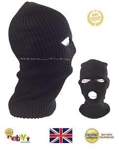Mascara-Pasamontanas-Ejercito-Sas-Negro-Sombrero-De-Esqui-Nieve-Invierno-Calentador-Del-Cuello