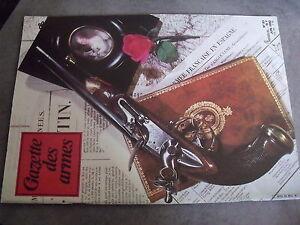 $p Revue Gazette Des Armes N°83 Eibar 1980 Festung Le Havre M 16 Rogers Army Retarder La SéNilité