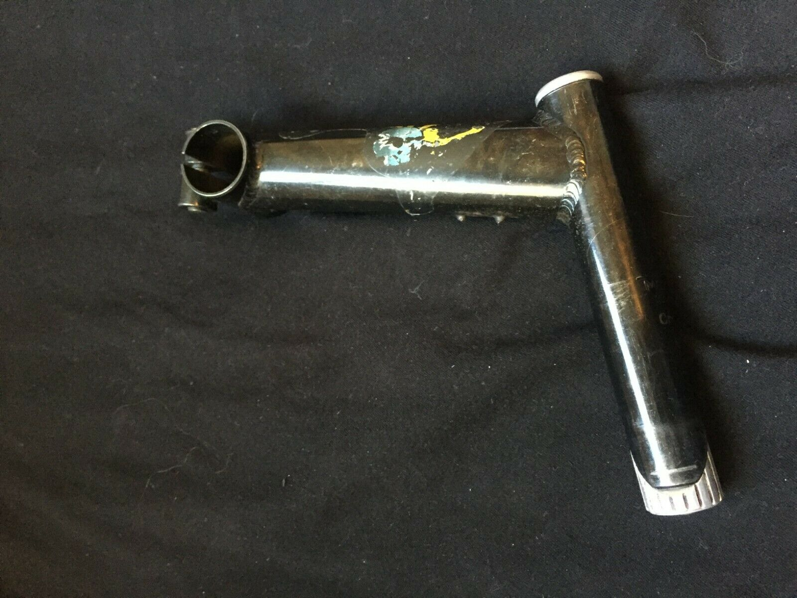 Vintage Ritchey Force cromoly quill stem 22.2  135mm  25.4 90s era Thiebaud
