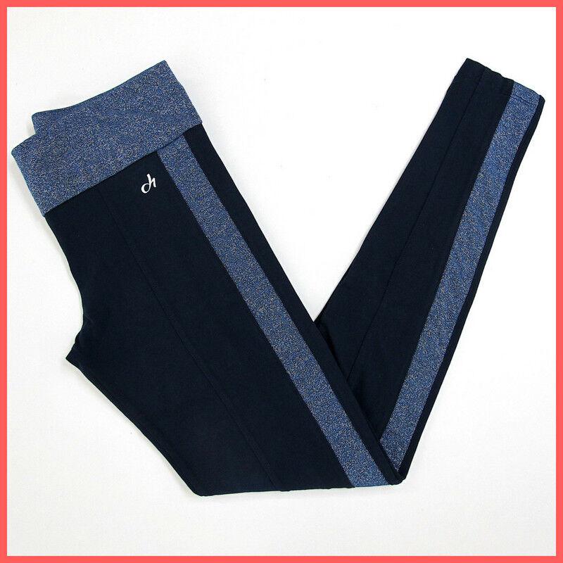 DEHA pants leggings sports women's B12546 74115 bluee Colour summer 2016