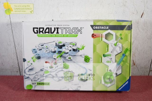 Ravensburger Gravitrax Obstacle Course Set, 8-99