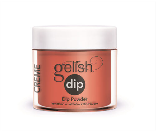Gelish Dip SNS Dipping Powder Nail System Fire Cracker 23g