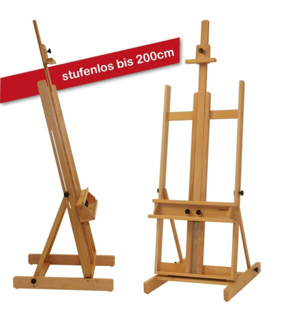 STUDIO STAFFELEI, Rahmen bis 200cm, PROFIMODELl 147, FSC BUCHENHOLZ, sehr stabil
